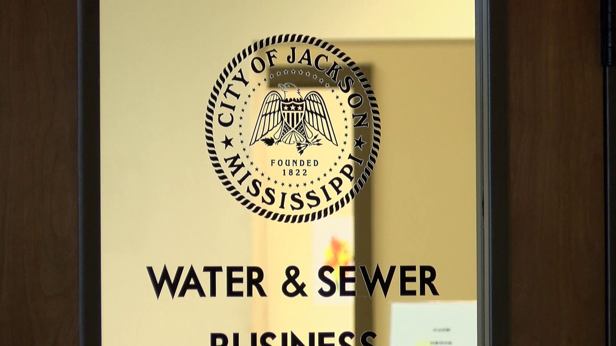 Jackson Water and Sewer Business Administration.
