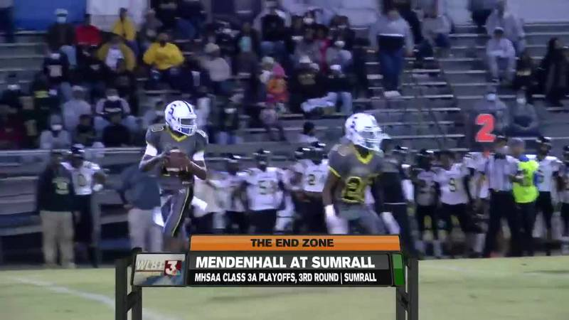 Mendenhall moves to 3A semis with win