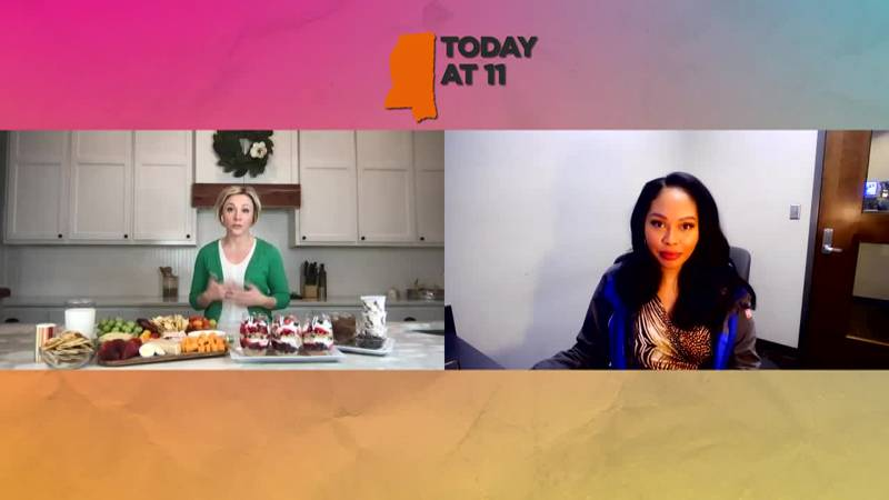 WLBT's Symphonie Privett talked with Registered Dietitian Rebecca Turner on eating healthy.