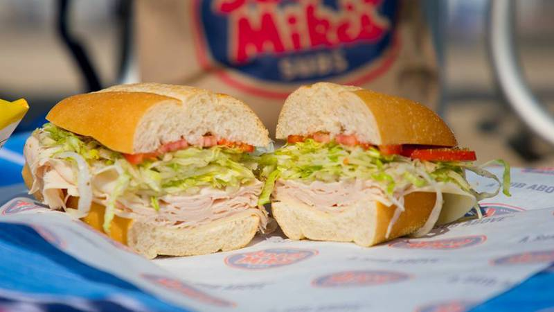 Jersey Mike's (Source: Facebook)