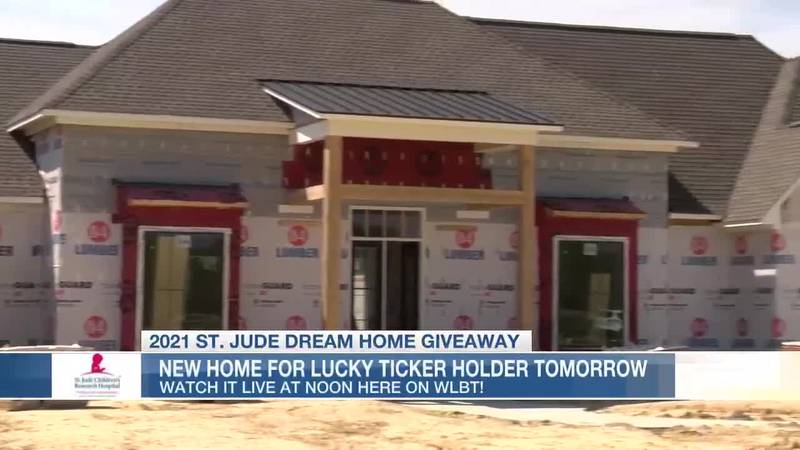 St. Jude Dream Home Giveaway to be announced April 22