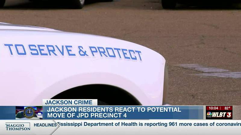 Residents, council members split on potential relocation of JPD Precinct 4