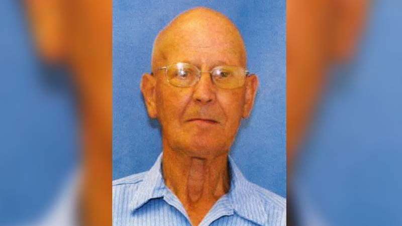 Silver Alert issued for missing 85-year-old Booneville man