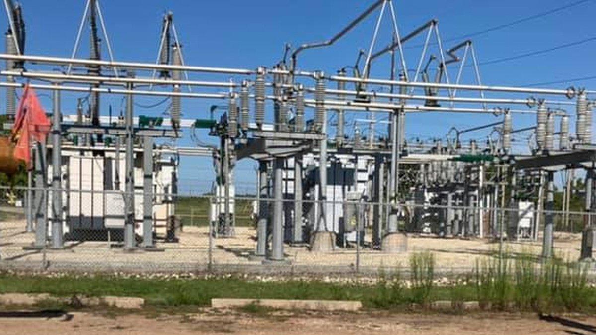 Power substation generic