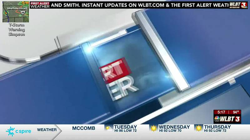 WLBT at 5p - VOD - clipped version