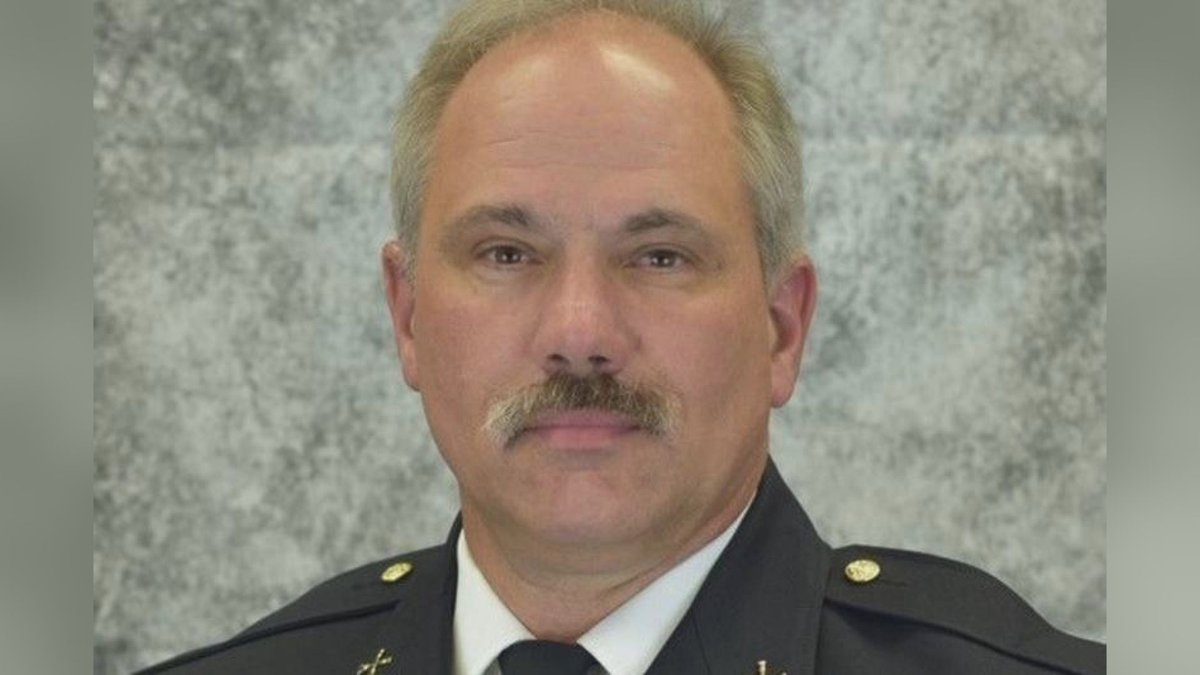 Longtime Gulfport firefighter Mark Hilley died Sept. 1, 2021, from COVID-19.