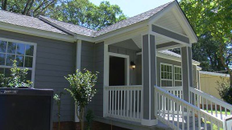 Habitat for Humanity teamed up with the City of Jackson, and the Department of Housing and...