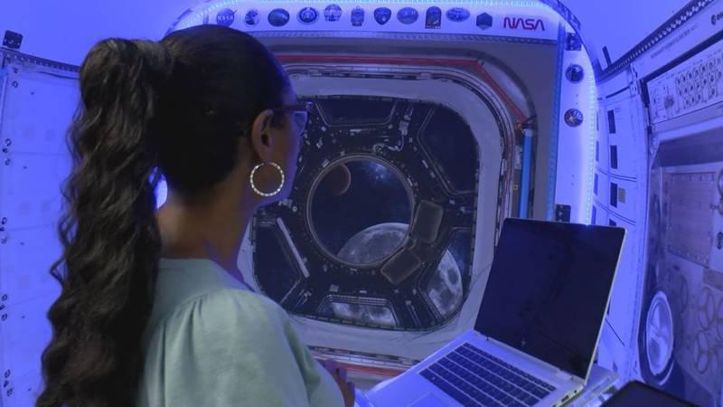 NASA Technology Development Chief Dawn Davis explains the new autonomous technology that will...