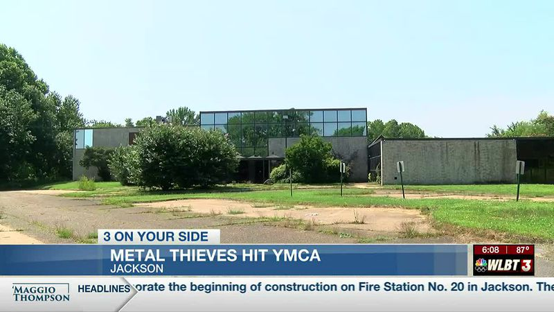 YMCA on Fortification Street now fighting metal thieves during property sale
