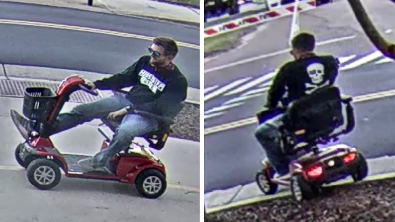 Man steals scooter from disabled veteran at MSU game
