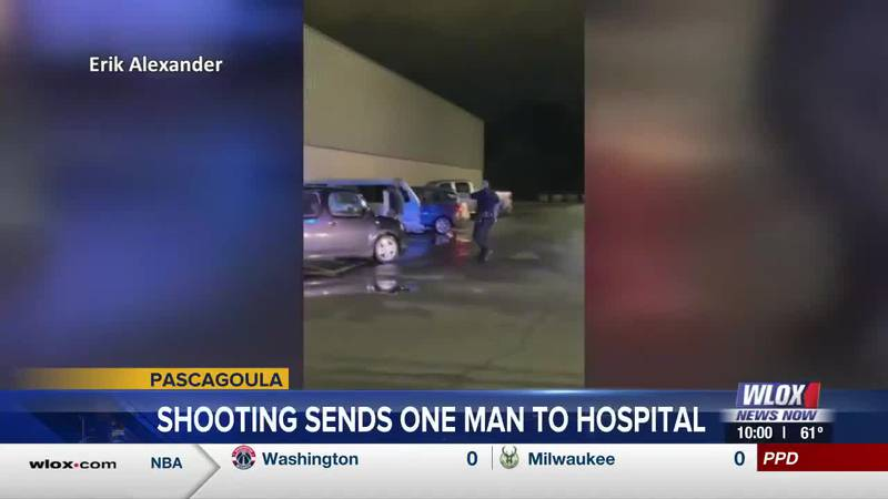 One person has been injured in a shooting that happened at a grocery store in Pascagoula,...