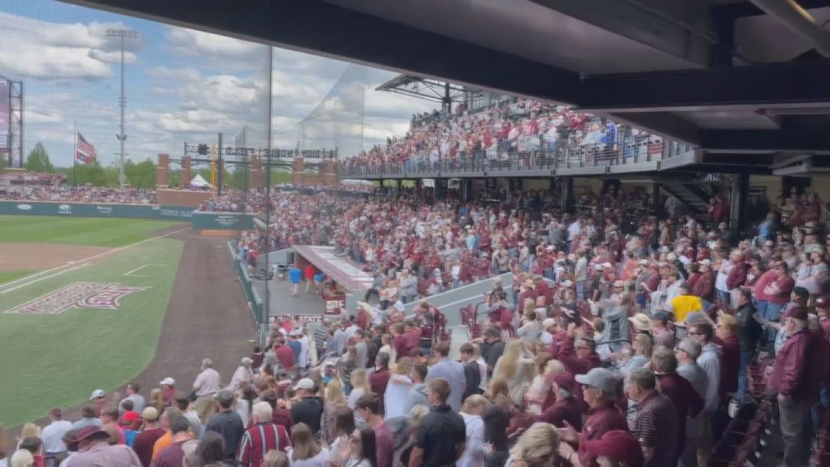 More fans crammed into Starkville this last weekend than in New York to watch the Yankees.