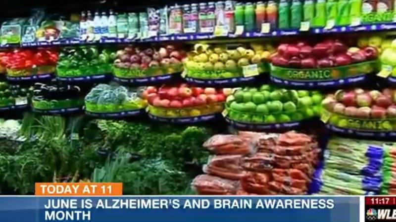 Tips for healthy living during Alzheimer's & Brain Awareness Month