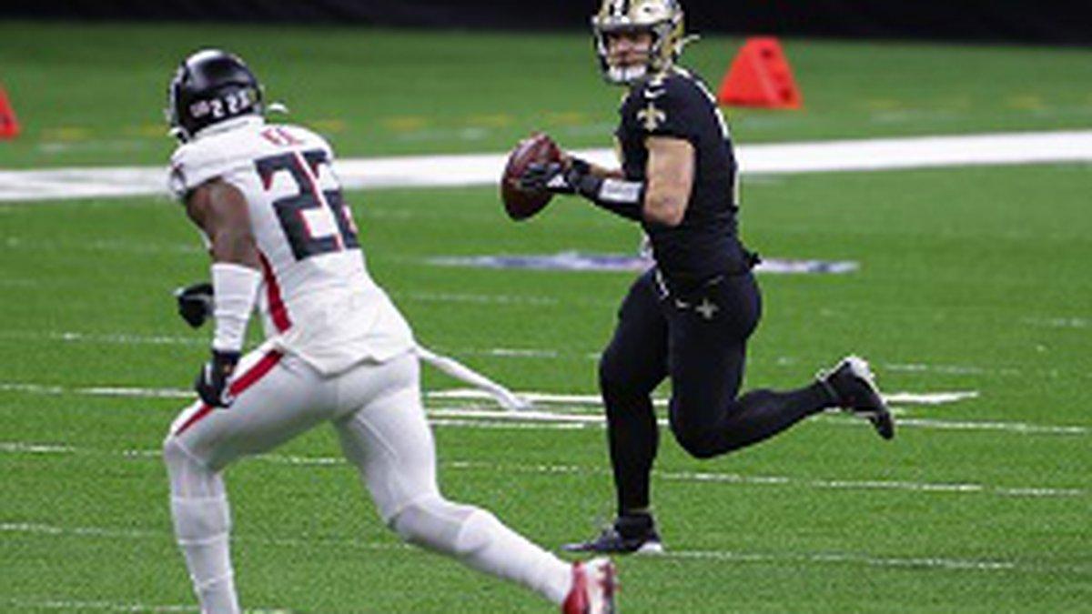 Saints now have won seven in a row. Derick E. Hingle/New Orleans Saints Pool Photo