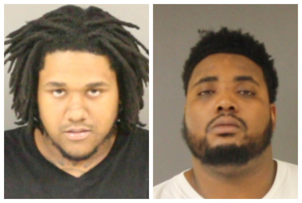 Jared Craft, L, Eric McCaskill, R(Source: Hinds County Sheriff's Department)