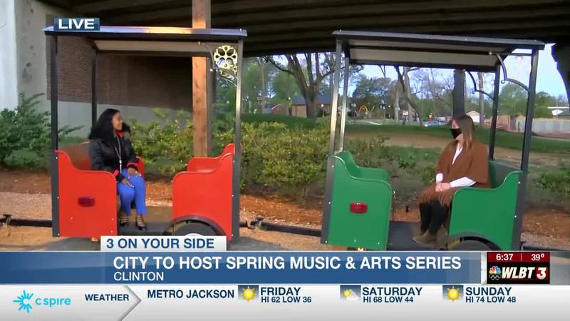 Clinton kicks off month-long Spring Series with First Friday Jazz
