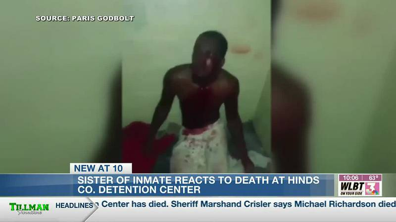 'It could've been me': Sister of Hinds County inmate says assaults happen more than they should
