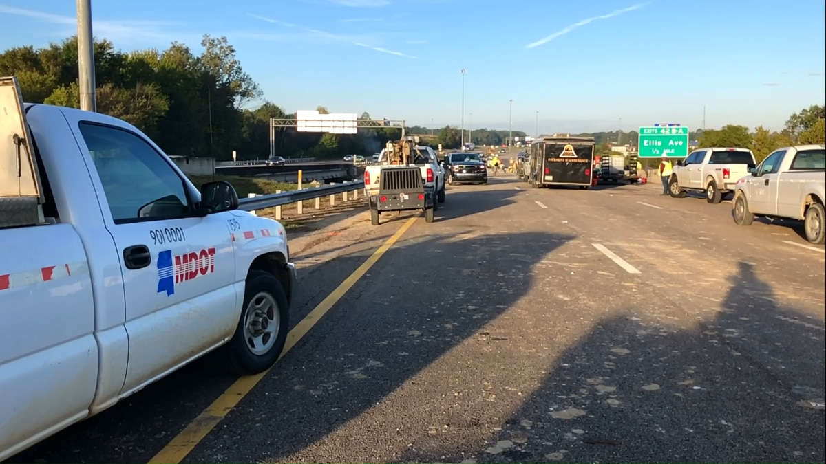 MDOT Officials: I-20 WB on track to be completed sooner than expected