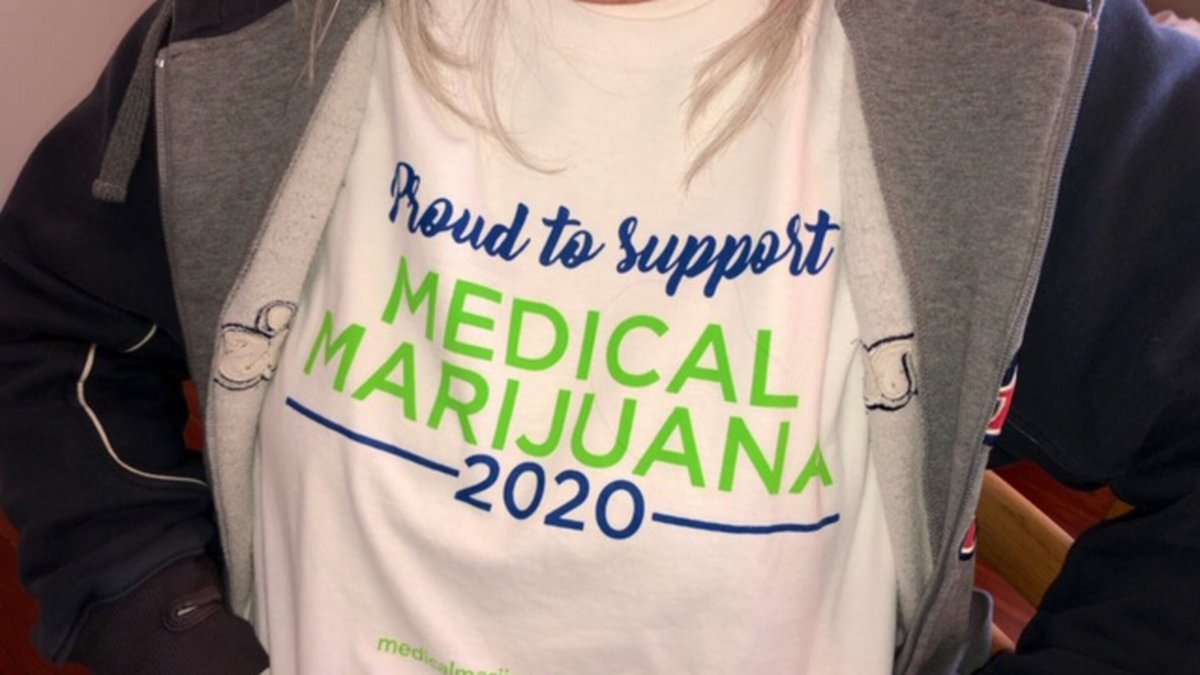 A petition to allow a vote on medical marijuana in Mississippi has garnered 45,000 signatures.