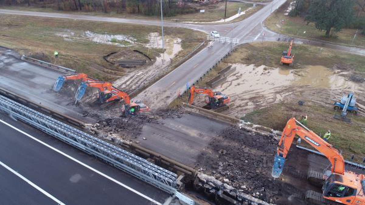 Traffic Alert: MDOT shuts down ramp for repairs Tuesday