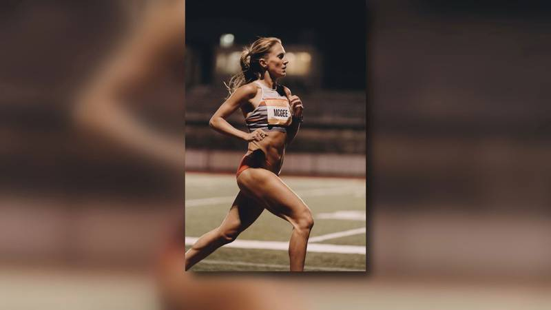 South Mississippi's own Cory McGee has advanced to the women's 1,500m semifinals at the 2021...
