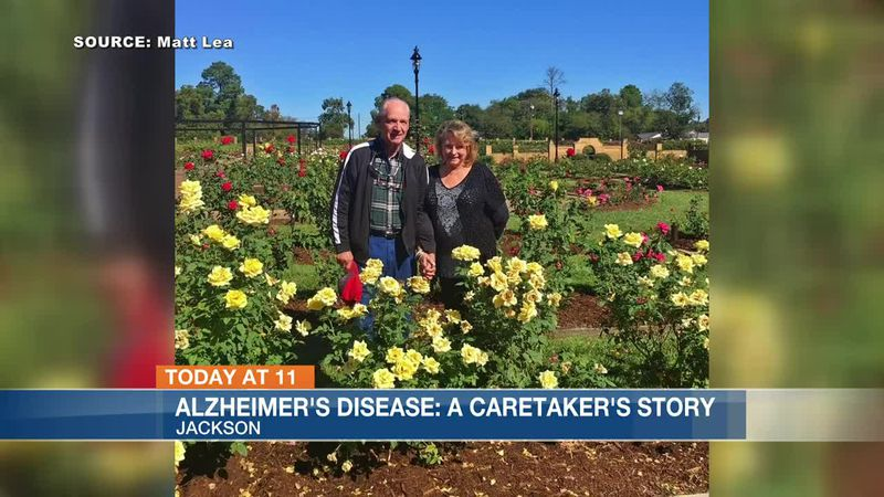 Alzheimers Caregiver's story