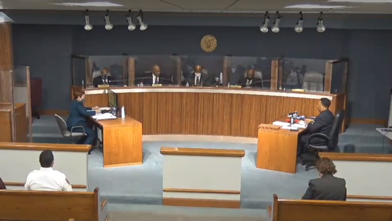 Hinds Co. Board of Supervisors