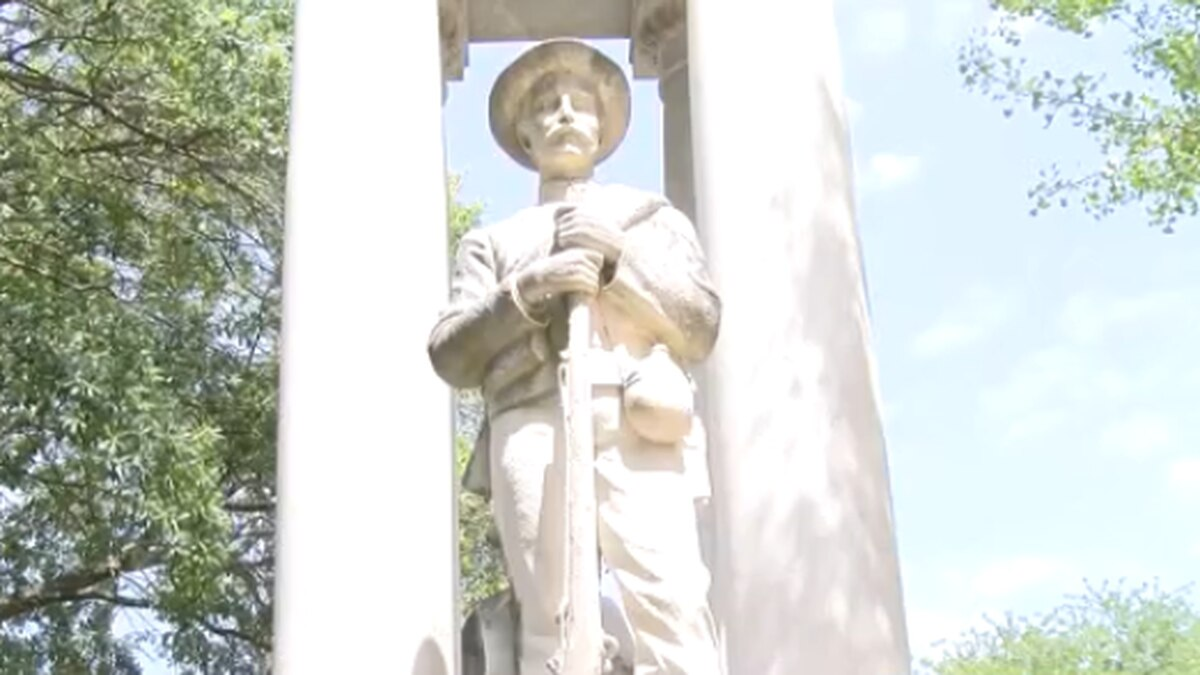 Lowndes County Confederate Monument
