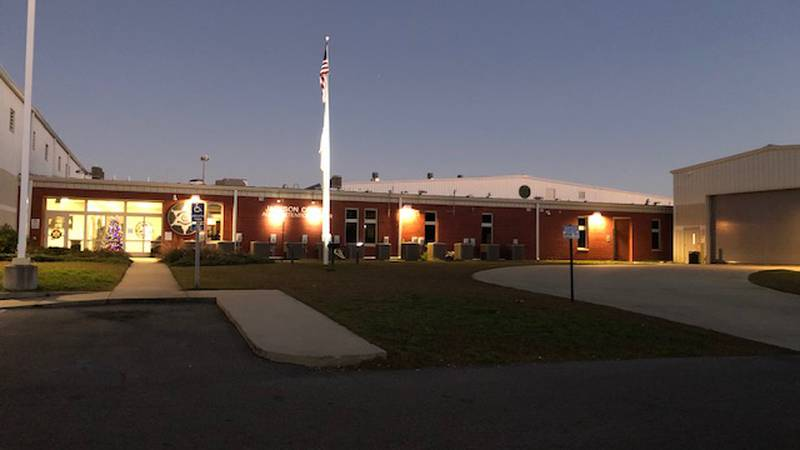 A Jackson County Adult Detention Center inmate died over the weekend.