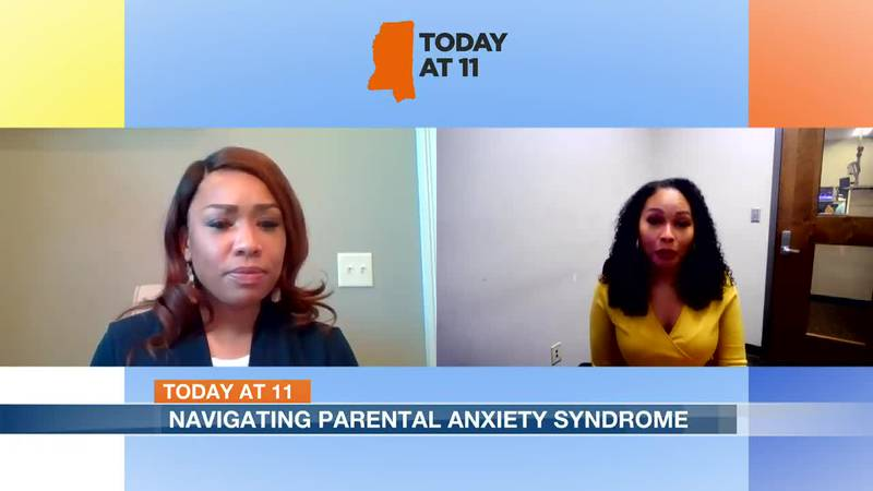 Expert addresses parental anxiety