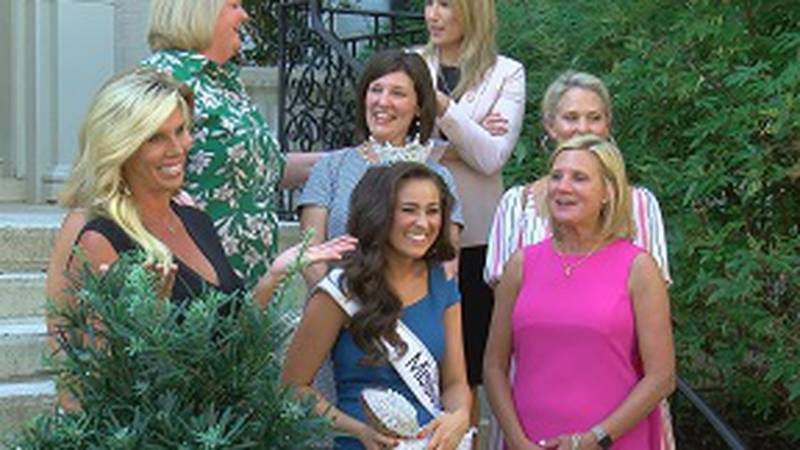 Brand says this year's Miss America competition will celebrate iconic women.