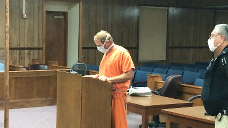 Wayne County Justice Court Judge Charles Chapman set Eric Holifield's bond at $5 million.