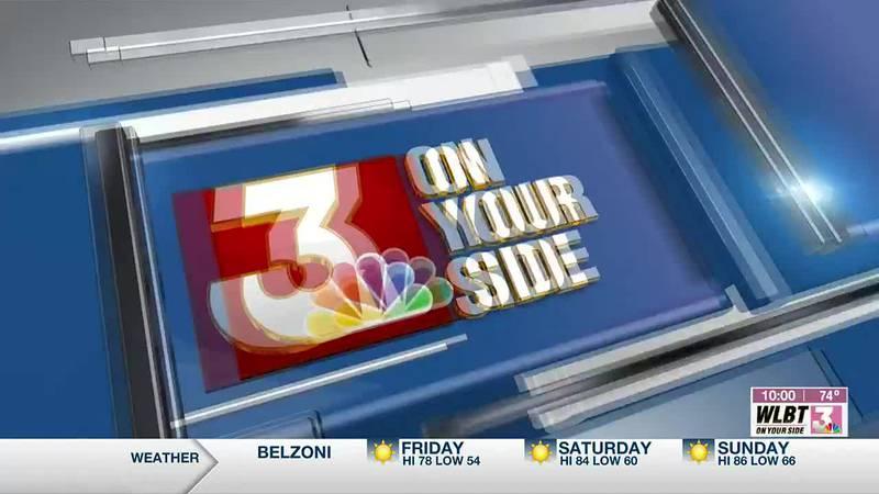 WLBT News at 10 p.m. (10-21-21)