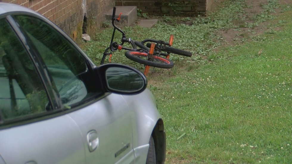 Police say Taruis McNair Jr. was sitting in his car playing with a gun. The 10-year-old was in...