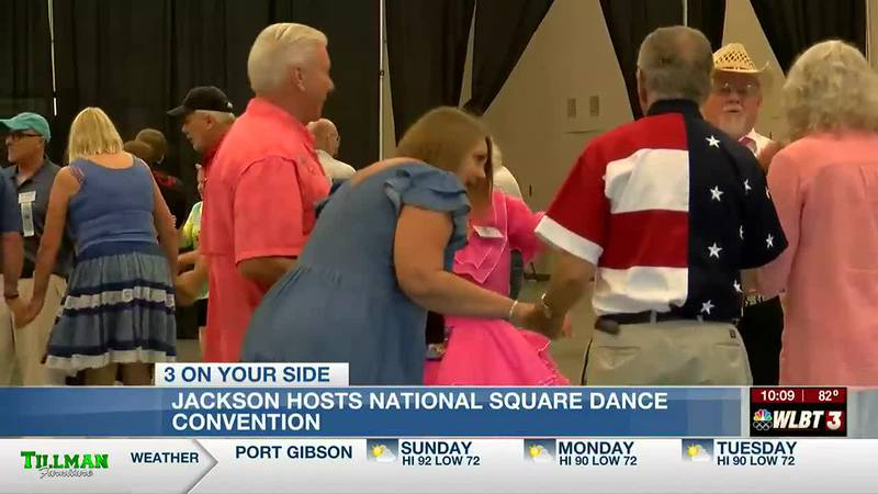 Jackson hosts National Square Dance Convention's 70th anniversary