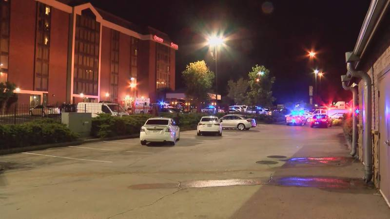 Officer-involved shooting occurs at Ridgeland's Drury Inn & Suites