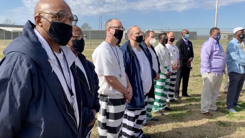Church to be built inside Parchman prison