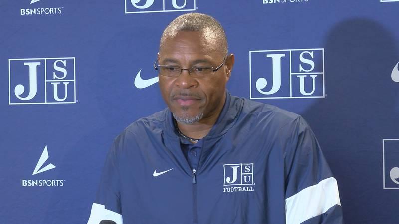 JSU aim to continue finding that rhythm, this Thursday against Prairie View A&M.