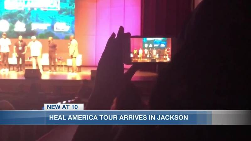 Heal America Tour reaches Jackson to discuss needed change in the city
