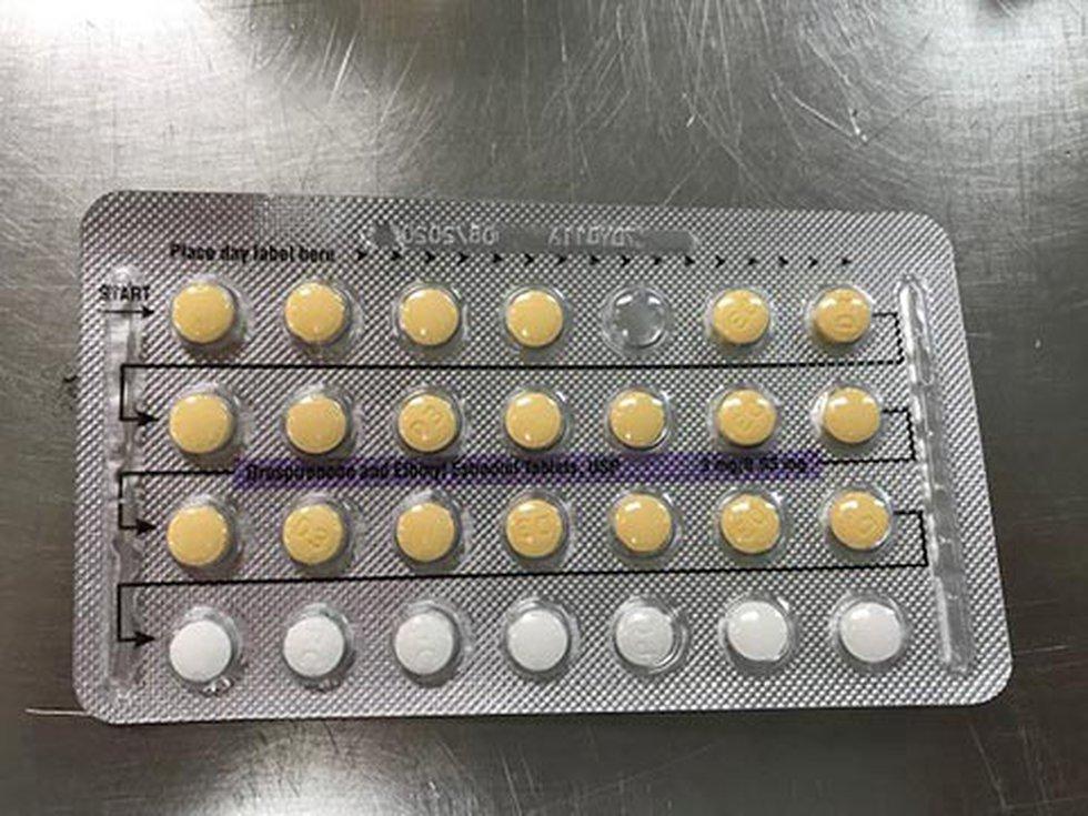 Drospirenone and Ethinyl Estradiol is an estrogen/progestin combination oral contraceptive...
