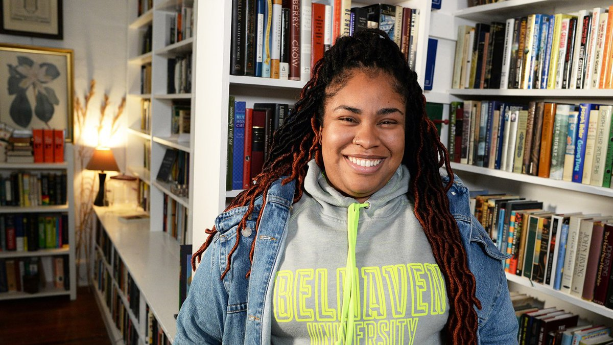 """Angie Thomas is a Jackson, Ms. native and author of New York Times best-selling novels """"The..."""
