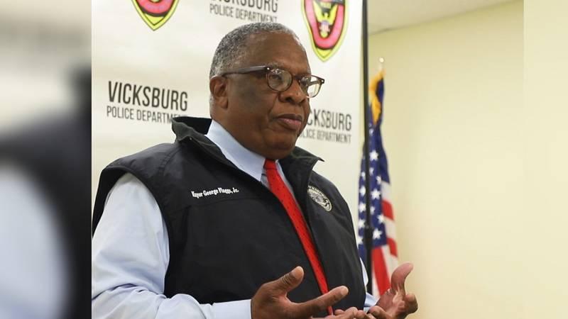 Vicksburg Mayor George Flaggs, Jr. Recommends Declaring State of Emergency Ahead of Hurricane Ida