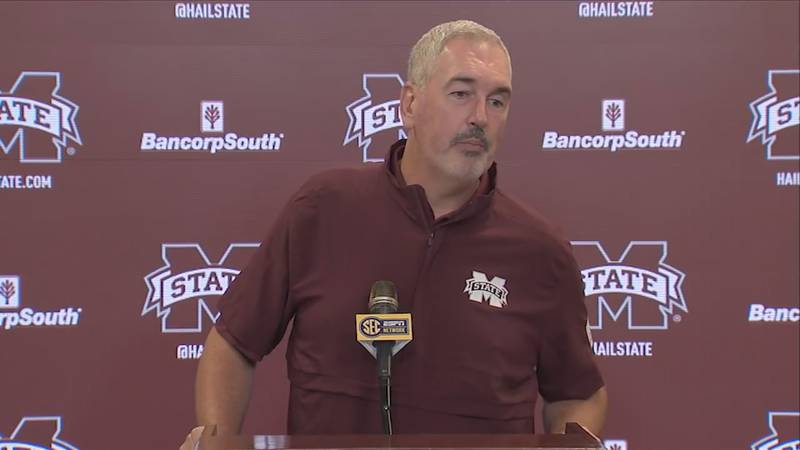 Coach Moorhead doesn't just see this as an SEC match-up, but the next game.  And a game they...