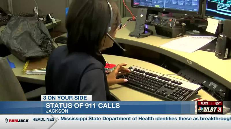 Mayor: Jackson's 911 problem linked to 3rd party