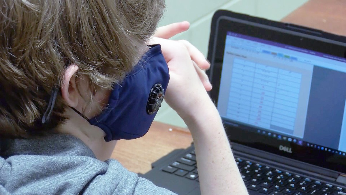 Many South Mississippi schools are requiring students and employees to wear masks as COVID-19...