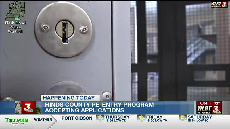 Hinds Co. hosts drive-thru event for Re-Entry Program
