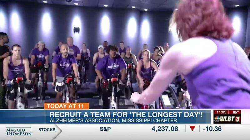 Gather a team to take part in 'The Longest Day'