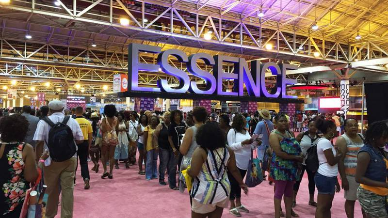 Essence Festival organizers said more than 500,000 people attended the event. (Source: FOX 8 )