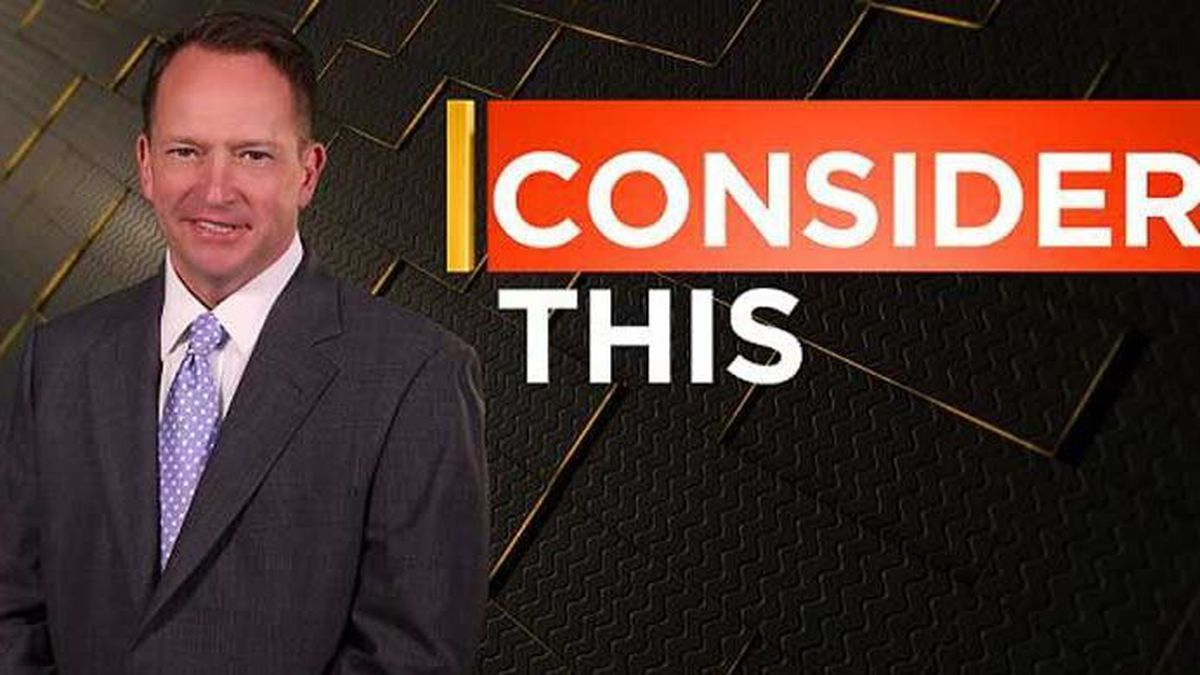 Consider This is an expression of opinion by the editorial committee of WLBT and is presented...