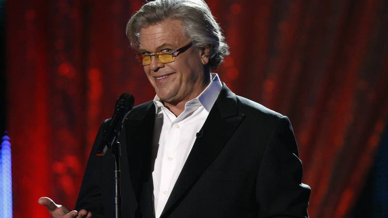 """Comedian Ron White hosts the CMT """"Artists of the Year"""" show held at the Music City Center on..."""